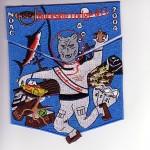 Buckskin Lodge #412 issues 3 2-piece sets for 2004 NOAC