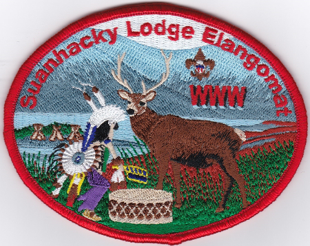 Suanhacky Lodge #49 New Elangomat Issue X30