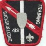 Buckskin Lodge #412 X1.7