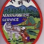 Lodge #95 Ty-Ohni Masawepie Service eX2005-2
