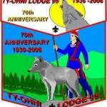 Ty-Ohni Lodge#95 70th Anniversary Set