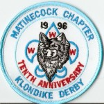 Buckskin Lodge #412 Matinecock Chapter eR1996