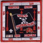 2005 Section NE 3A Conclave Patch