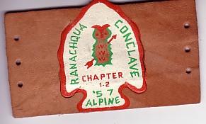 Ranachqua Chapter eL1957