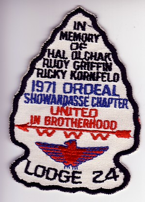 Shu Shu Gah Lodge #24 Showandasse Chapter eA1971