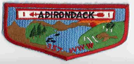 Adirondack Lodge #357 ZS3