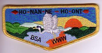 Ho Nan Ne Ho Ont Lodge #165 S27