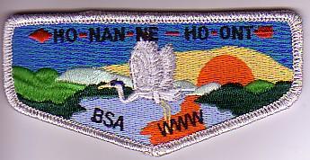 Ho Nan Ne Ho Ont Lodge #165 S28 Brotherhood Issue