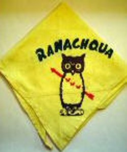 Ranachqua Lodge #4 Neckerchief N0.5