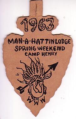 Man-A-Hattin Lodge #82 newly discovered eL1963-3