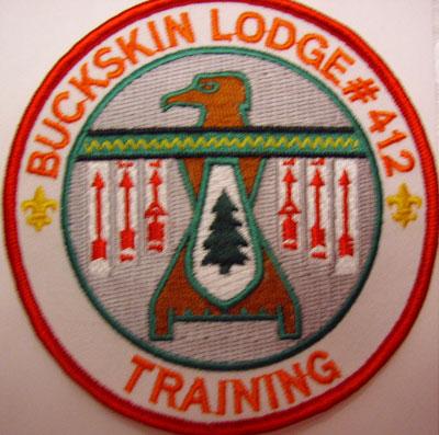 Buckskin Lodge #412 R7 Training