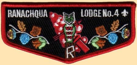 Ranachqua Lodge #4 New Issue S31 Ceremonial Team Fundraiser