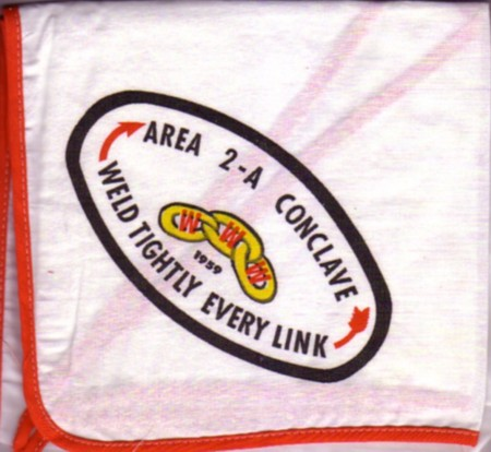 Area 2A 1959 Neckerchief