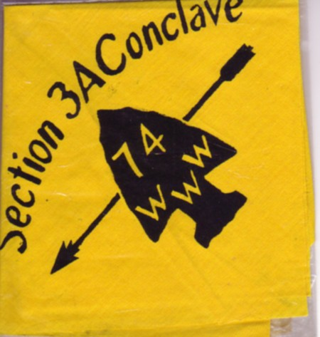 1974 Section NE-3A Neckerchief