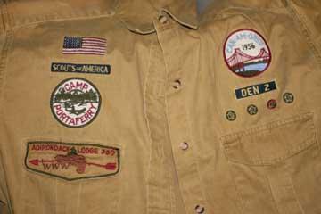357 YF1 Embroidered Shirt