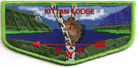 Kittan Lodge First Flap S1