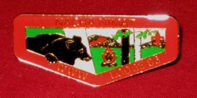 Nacha Nimat Ldoge #86 Neckerchief Slide