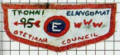 Ty-Ohni Lodge #95 ZF1 Elangomat Flap