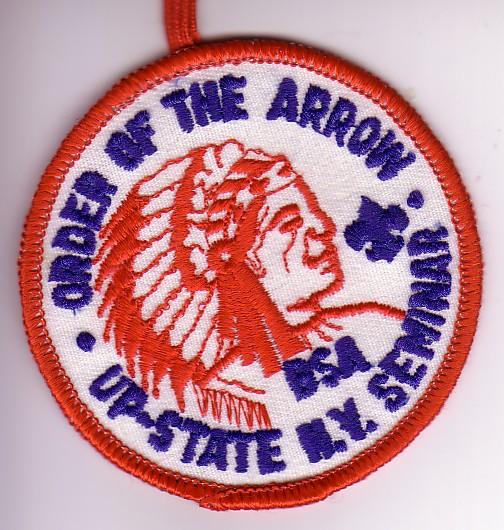 Whatsit? - Order of the Arrow Upstate N.Y. Seminar
