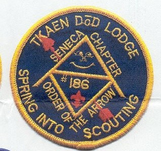 Tkaen DoD Lodge #186 Senaca Chapter R2