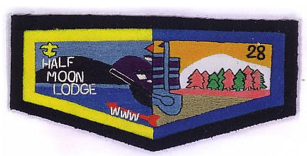 Half Moon Lodge #28 Fake ZS2?