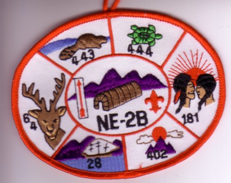Section NE-2B Patch