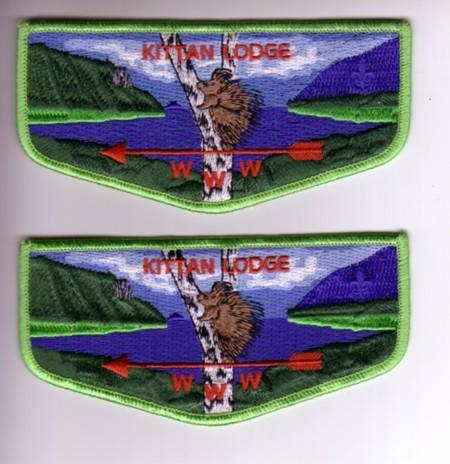 Kittan Lodge #364 Fake?