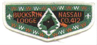 Buckskin Lodge Flap S10