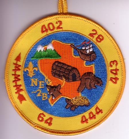 Section NE-2B Pocket Patch