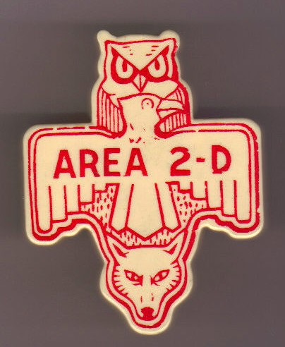 Thay-En-Da-Ne-Gea #418 1963 Area 2-D Conclave Slides