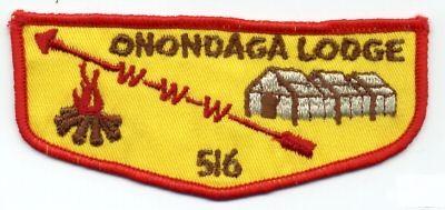 Onondaga Lodge #516 Fake Flap ZF1