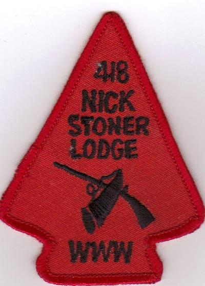 Nick Stoner Lodge #418 Fake ZA1.5