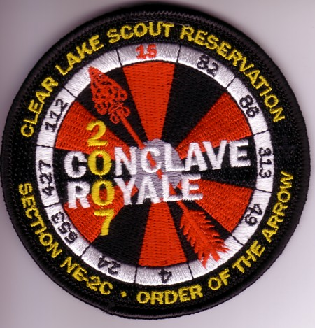 2007 Section NE-2C Conclave - Conclave Royale