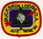 Buckskin Lodge #412 X1