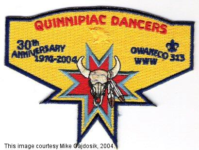 Owaneco Lodge #313 Quinnipiac Dancers S17