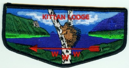 Kittan Lodge #364 ZS3  - Another Fake