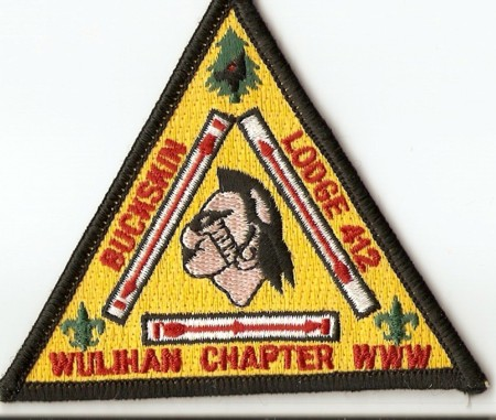 Buckskin Lodge #412 Wulihan Chapter X2