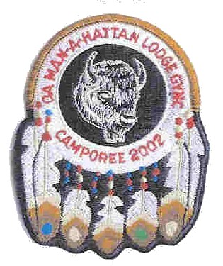 Man-A-Hattin Lodge #82 Event Issue eR2002-3