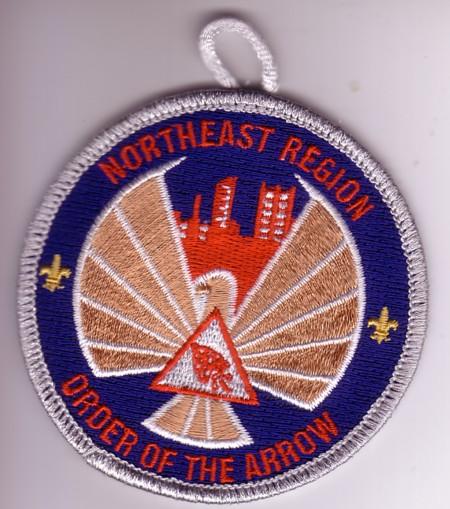 Northeast Region OA Patch