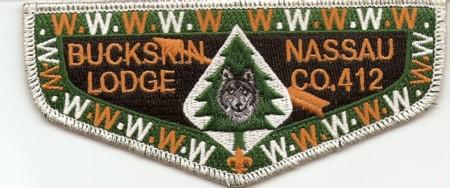 Buckskin Lodge #412 Lodge Advisors Issue S57