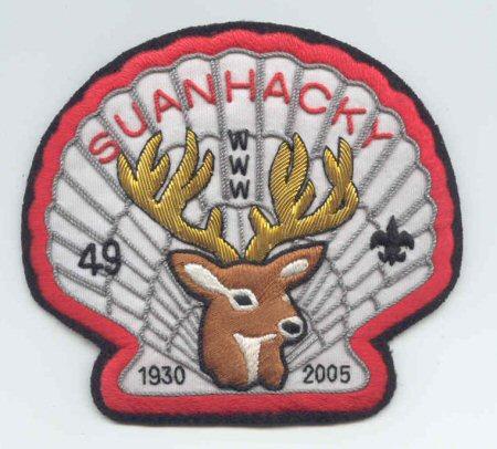 Suanhacky Lodge #49 Bullion B1
