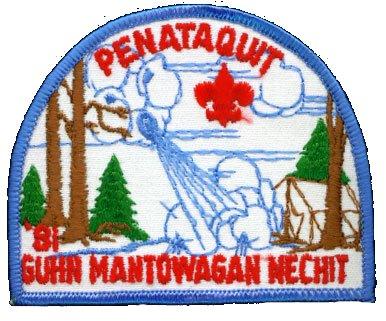 Shinnecock Lodge #360 Penataquit Chapter eX1981