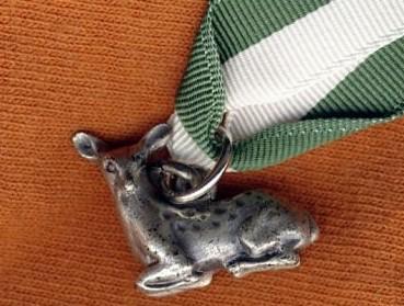 Silver Fawn Award circa 1973