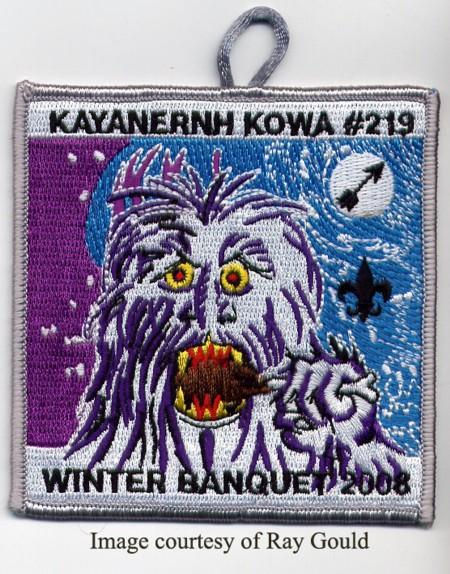Kayanernh-Kowa Lodge #219 2008 Winter Banquet
