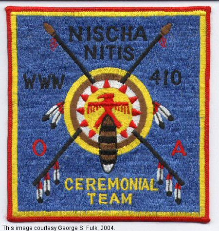 Hardest NY OA - Nischa Nitas Lodge #410 J1
