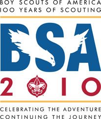 BSA 100 Years of Scouting