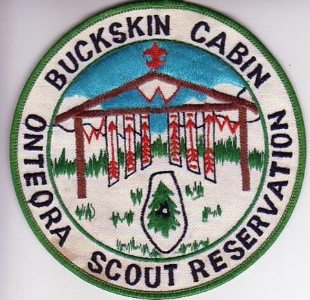 Buckskin Lodge #412 J2.5a Twill Right Variety