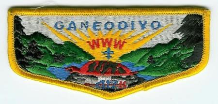 Ganeodiyo Lodge #417 S3
