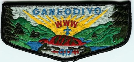 Ganeodiyo Lodge #417 S6b