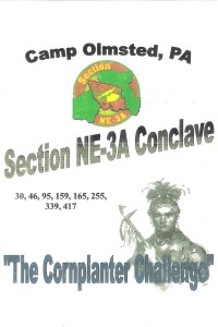 2006 NE-3A Conclave Booklet
